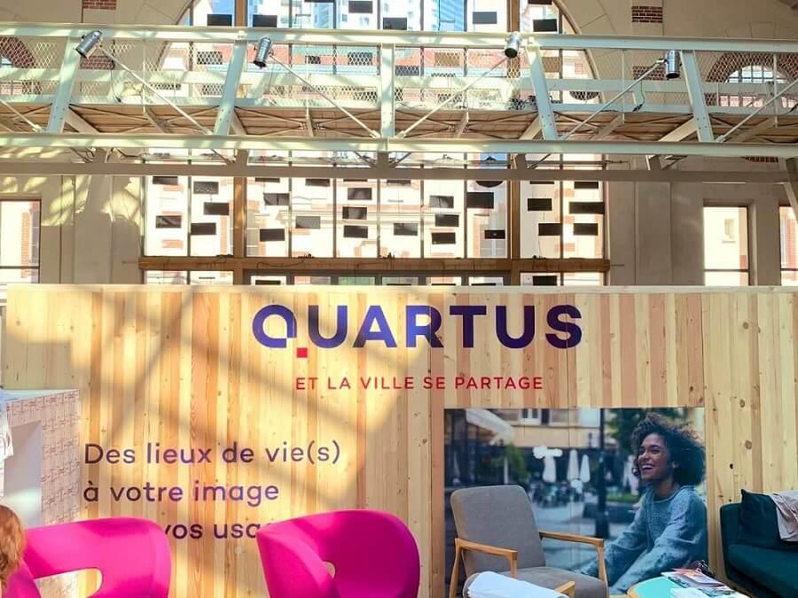 conciergerie Quartus