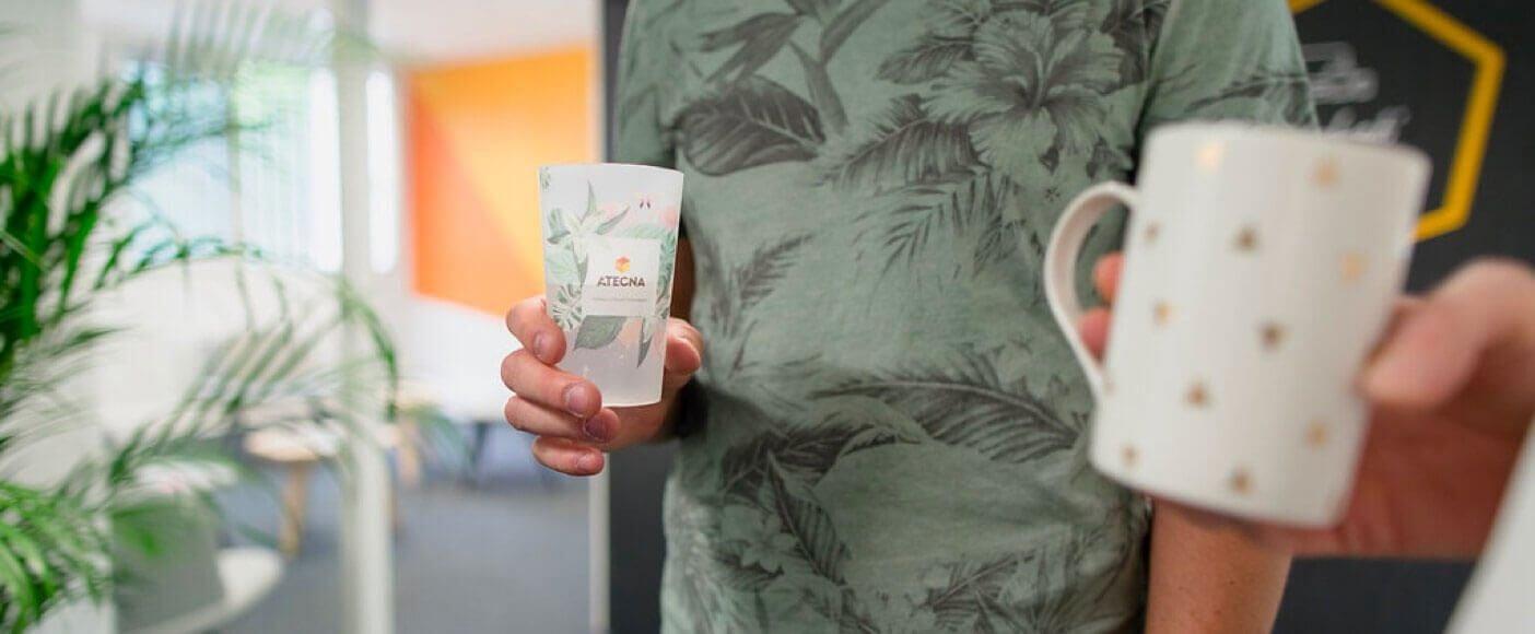Eco cup Atecna