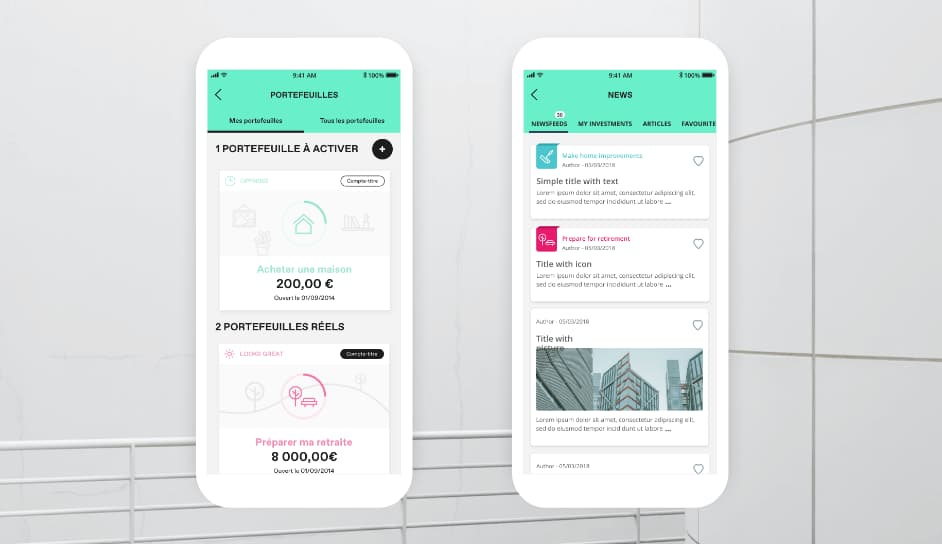 birdee visuel appli mobile