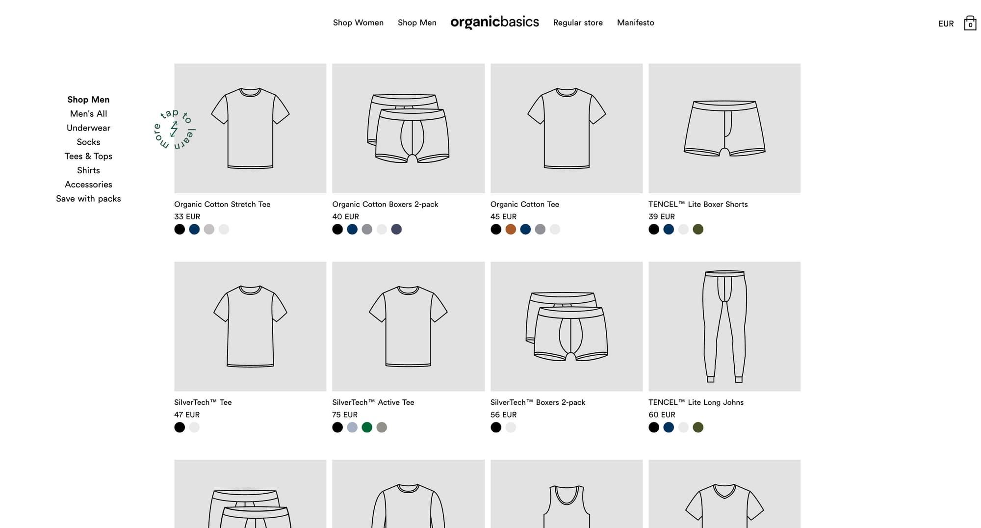 Basics organics