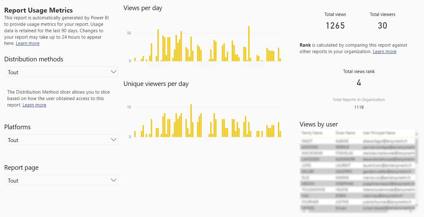 REX LM Web Analyse